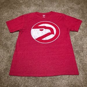 Atlanta Hawks NBA Retro Logo Shirt